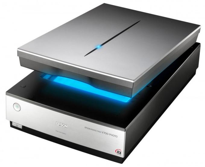 Как сделать сетевой сканер