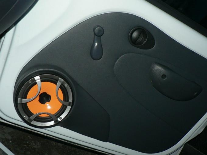 Как сделать акустические подиумы на ВАЗе