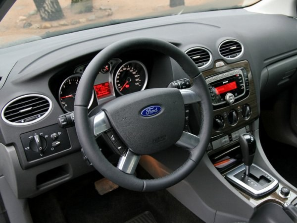 How to remove the panel with the Ford Focus