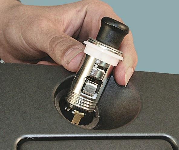 How to repair cigarette lighter