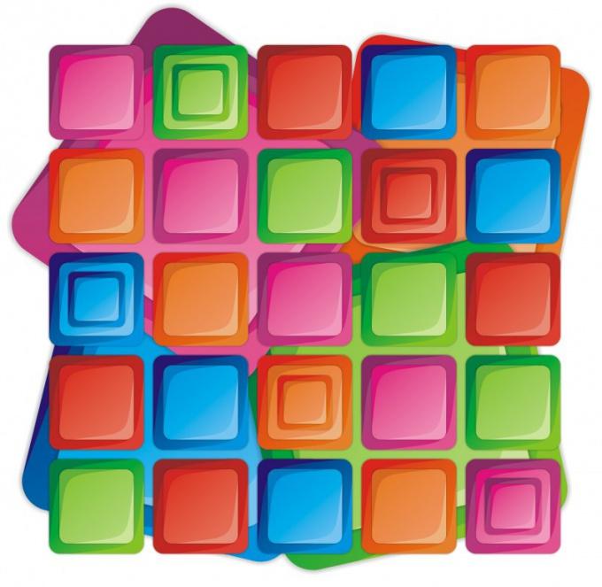 Как связать крючком квадрат