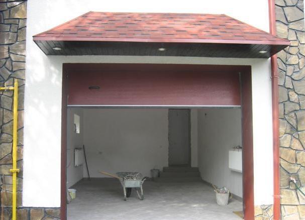 Как отремонтировать гараж