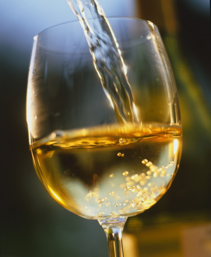 How to choose white wine