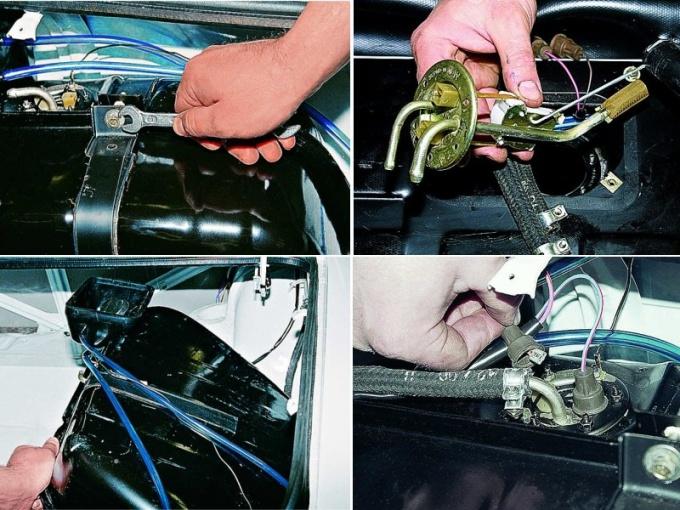 Как заменить бензобак автомобиля ВАЗ