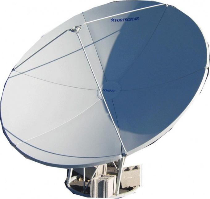 How To Set Head To The Satellite Head For Satellite Dish