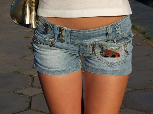 How to find women's shorts