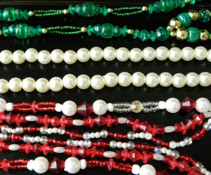 How to pereneset beads