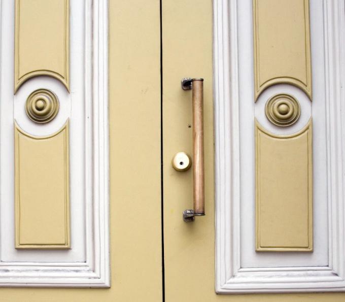 Как выбрать дверь из массива