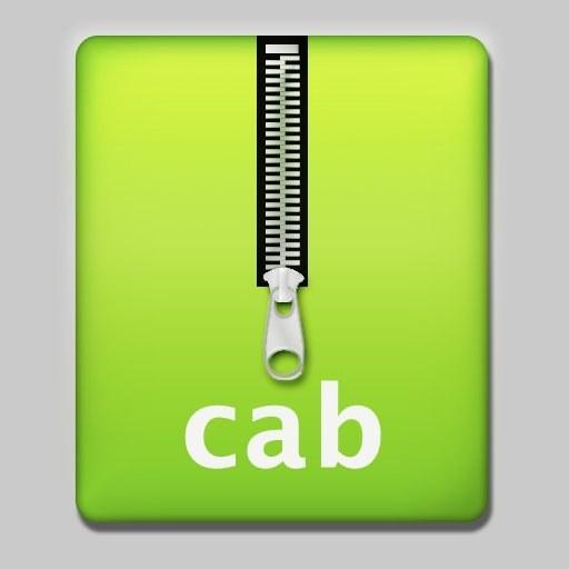 Как создать cab-файл