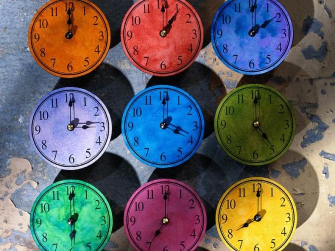 Как рассчитать разницу во времени