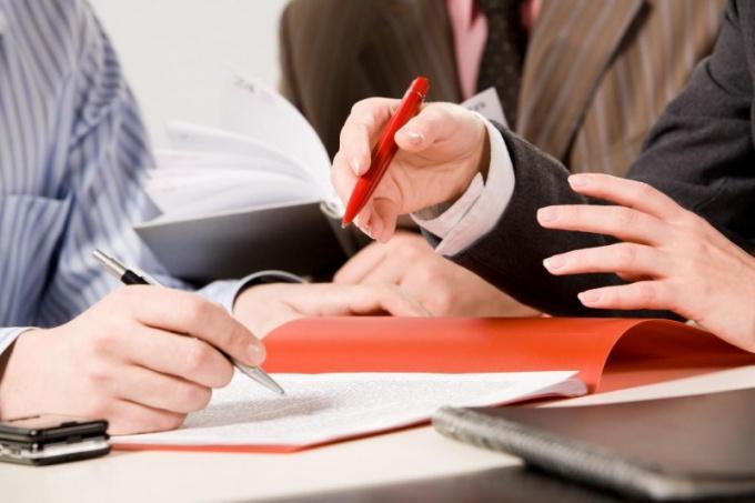 Как оформить право подписи в документах