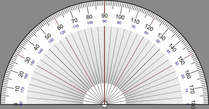 How to make a protractor