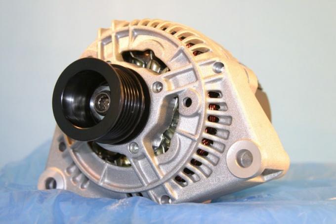 Как починить генератор
