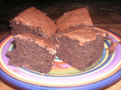 How to bake a chocolate cake