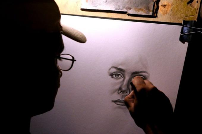 Как написать портрет человека