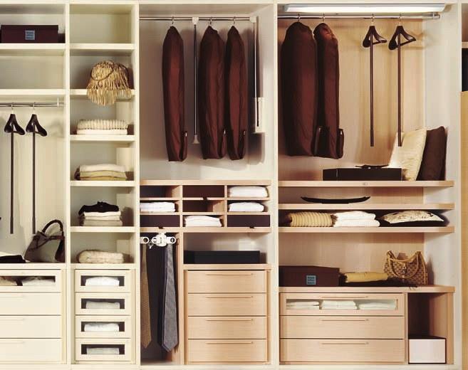 Как сделать гардеробный шкаф