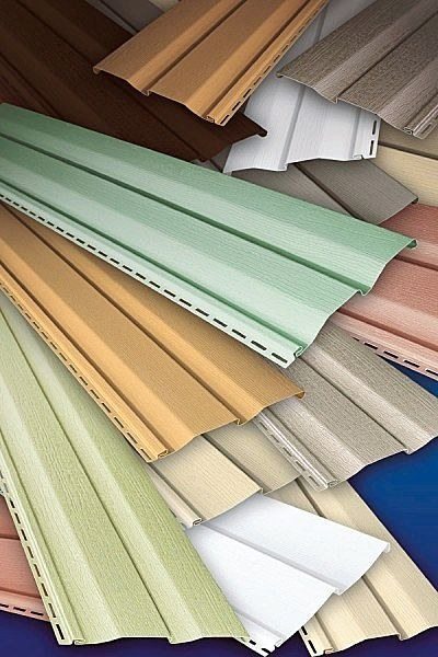 How to choose siding color