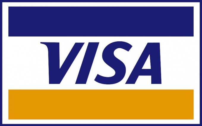 Как оформить карточку visa