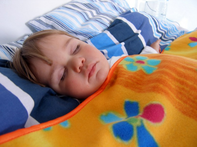 How to treat night cough in children