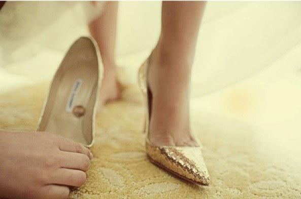 Как сделать обувь поменьше