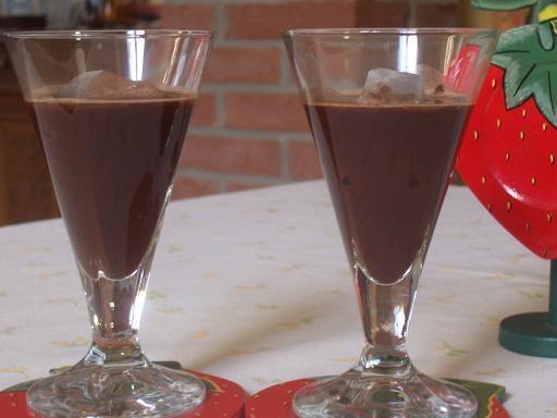 Как пить шоколадный ликер