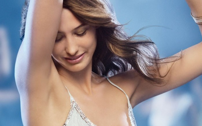 How to get rid of irritation of the armpits