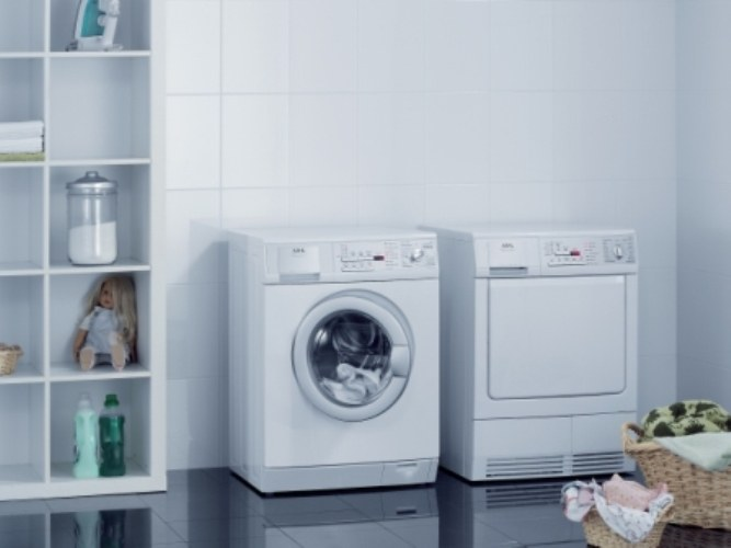 How to turn off the washing machine