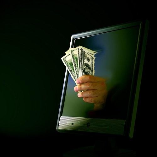 Как отправить деньги через интернет