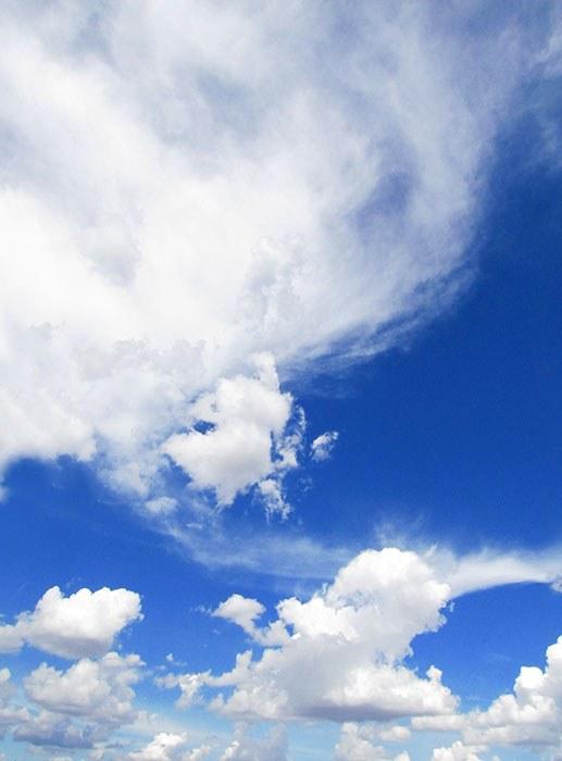 Как увидеть воздух