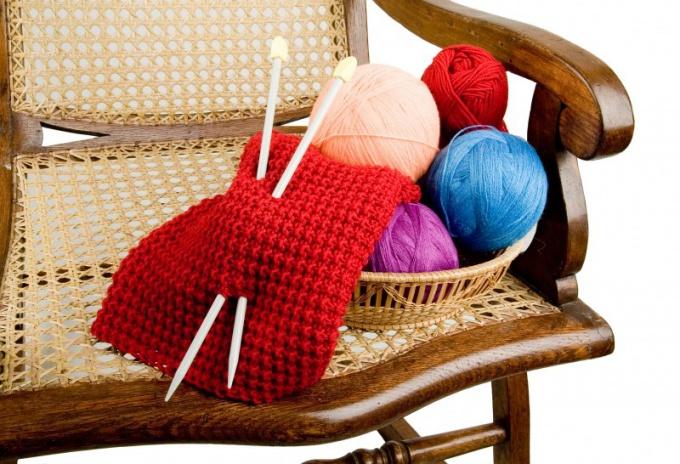 How to finish knitting elastics