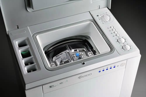 "How to replace bearing in the washing machine ""Ardo"""
