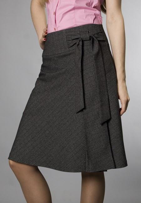 Как определить размер юбки
