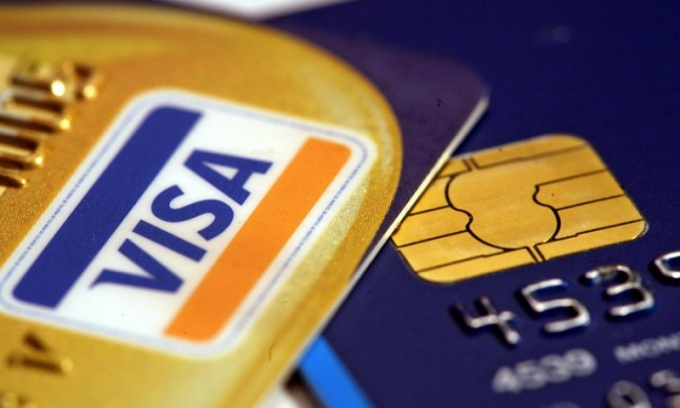 How to block a Visa card