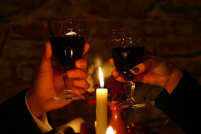 Как провести День Святого Валентина с парнем