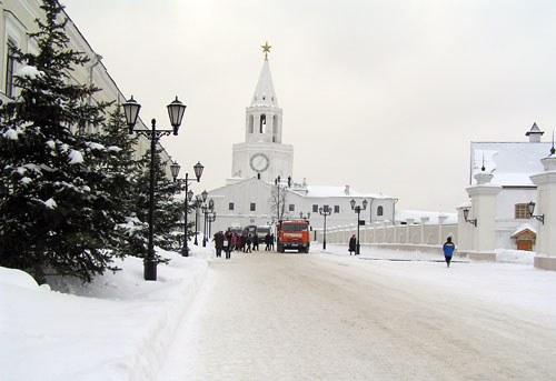 Как подметить Новейший год в Казани
