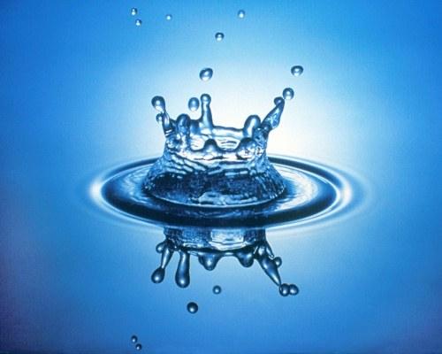 Как изменить структуру воды