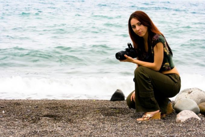 Как фотографировать море