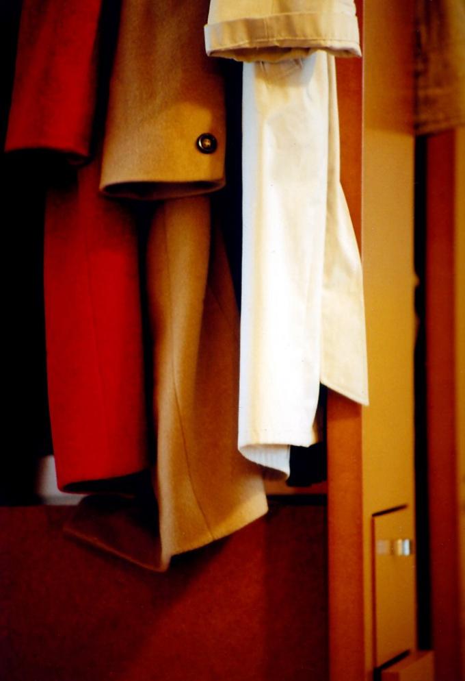 Как перешить старое пальто