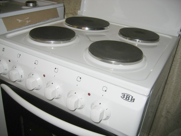 How to replace the burner in the stove