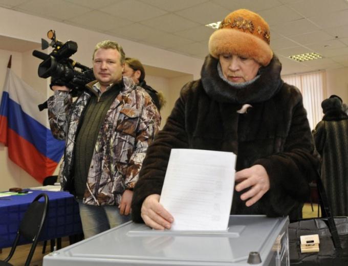 Какова система выборов в России