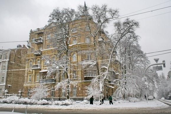 Как встретить Новый год в Киеве