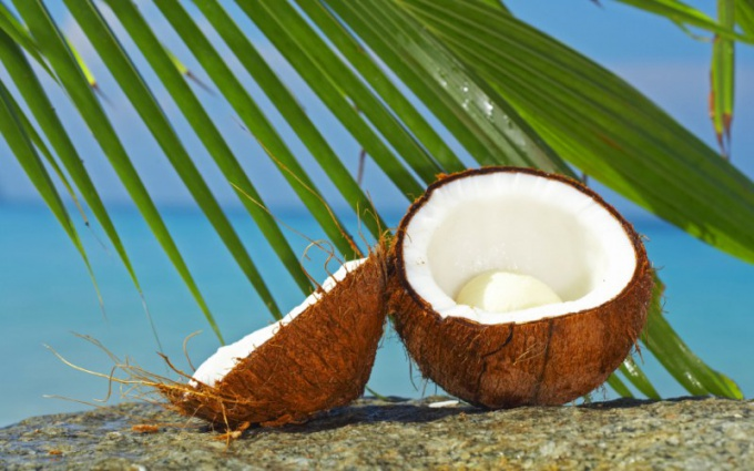 How to apply coconut oil