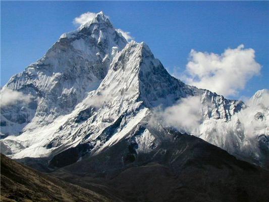 Как измерить высоту гор