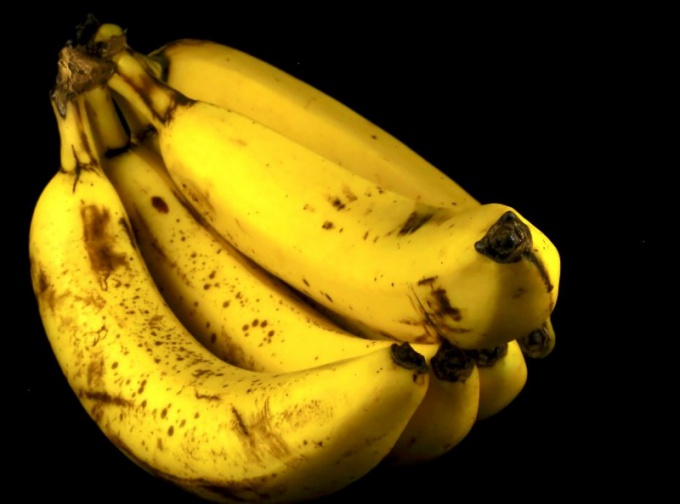 How to cook bananas