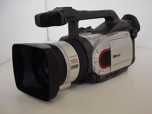 Как выбрать кинокамеру