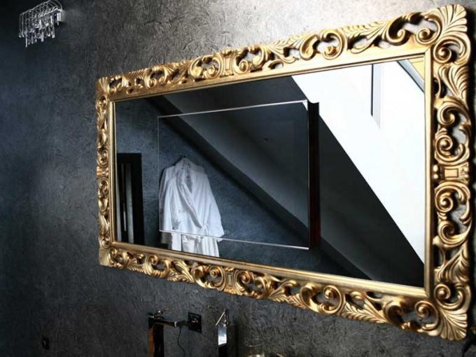 Как сфотографировать зеркало