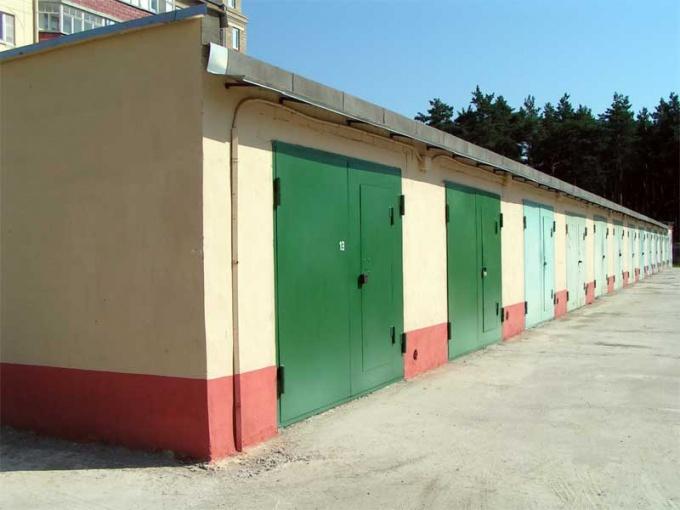 Как зарегистрировать уже построенный гараж
