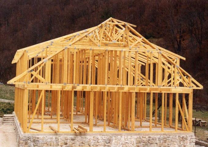 Как купить каркасный дом