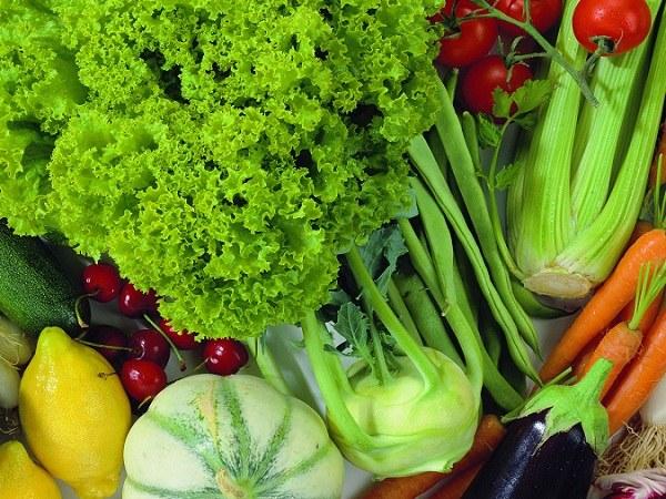 Как готовить овощи на пару