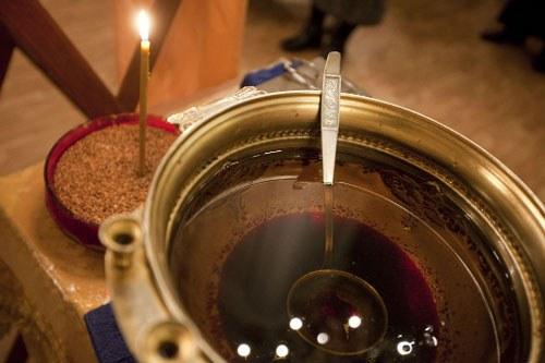 Как использовать церковное масло